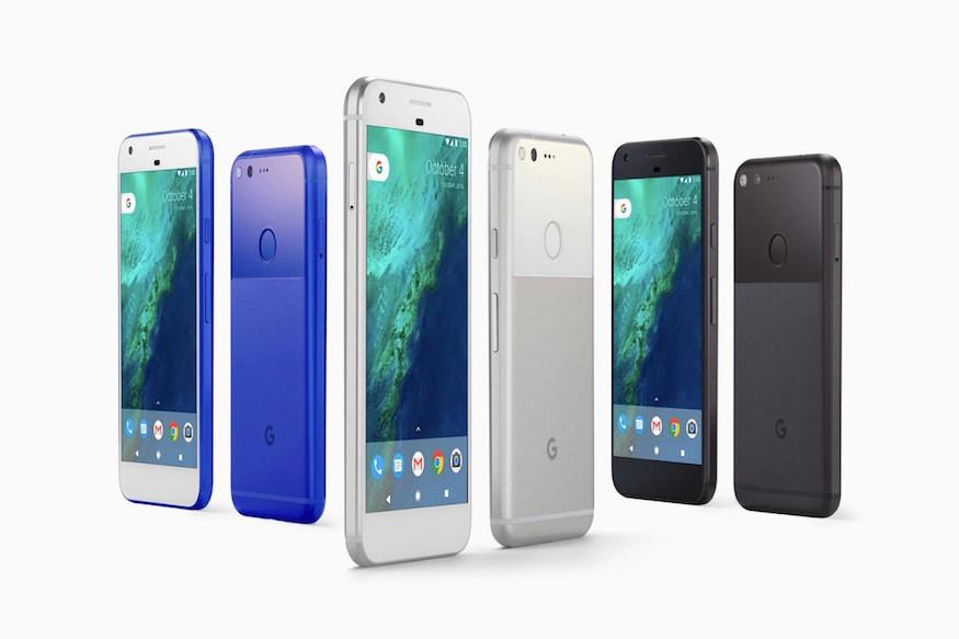 google pixel xl colorways volume control