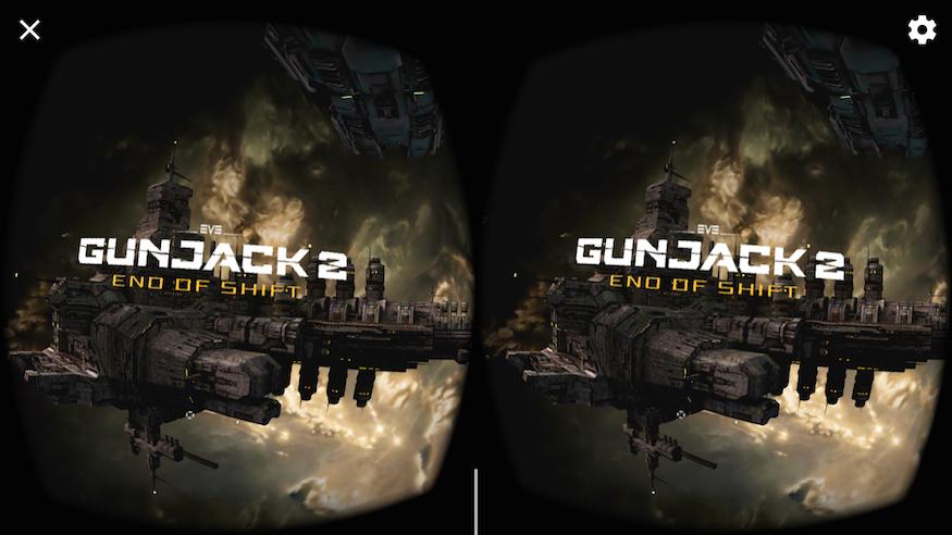 gunjack 2 google pixel daydream vr gameplay
