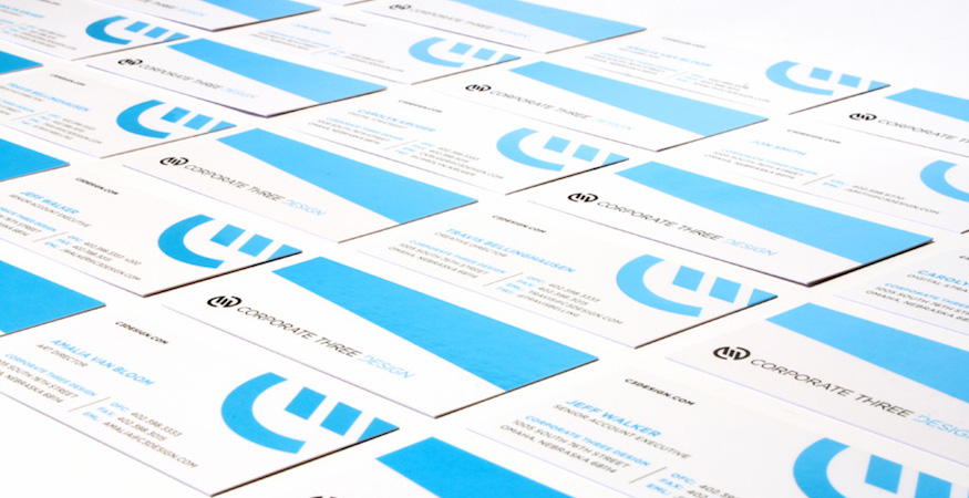 Why business cards still matter corporate three design 402 398 3333 why business cards still matter colourmoves Image collections