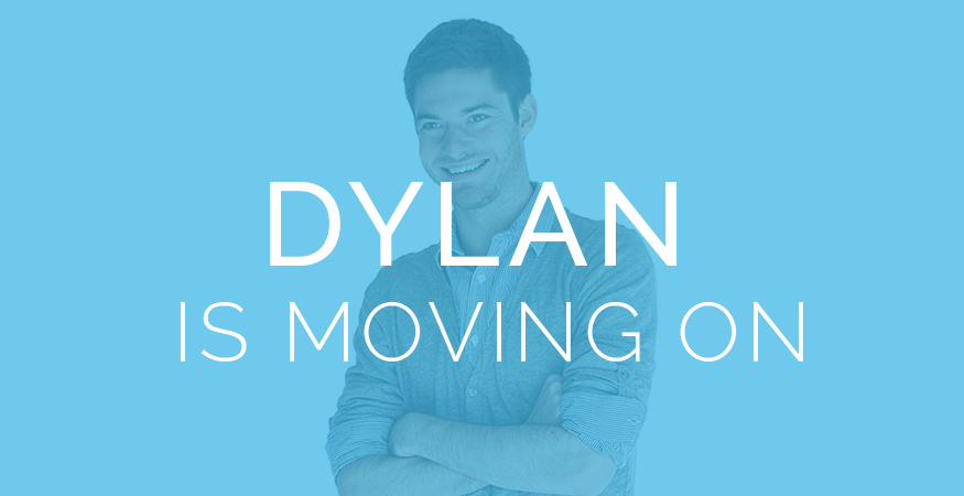 Dylan Baumann is moving on