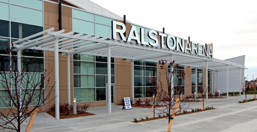 Ralston Arena Logo Dissection