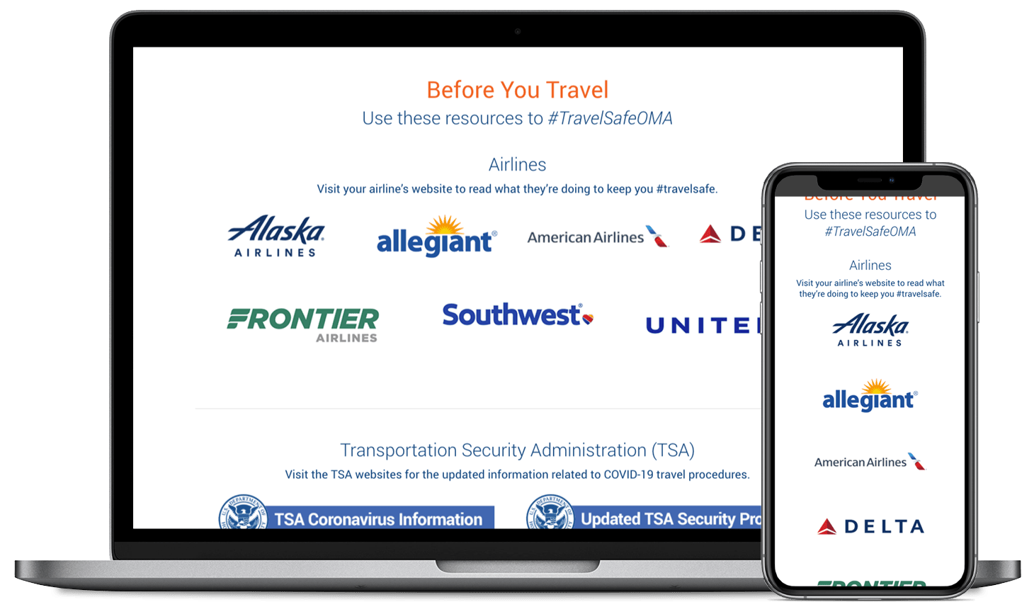 TravelSafeOMA-Website-Airlines